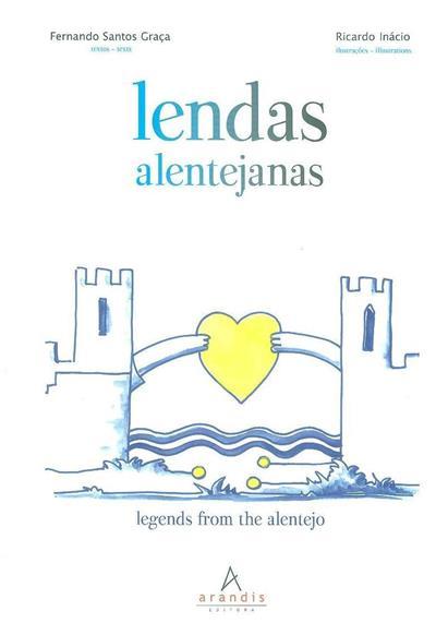 Lendas alentejanas (Fernando Santos Graça)