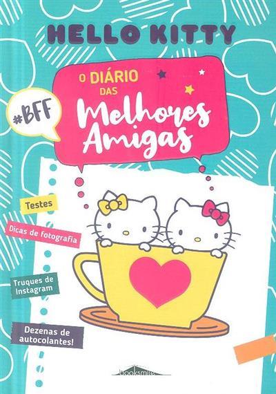 Hello kitty, o diário das melhores amigas