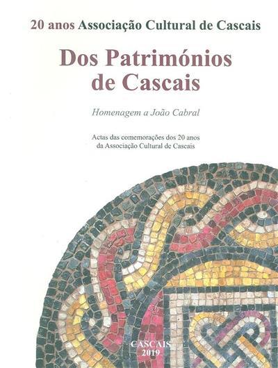 Dos patrimónios de Cascais (coord. José d'Encarnação)