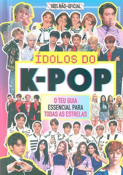 Ídolos do K-Pop (texto Malcolm Mackenzie)