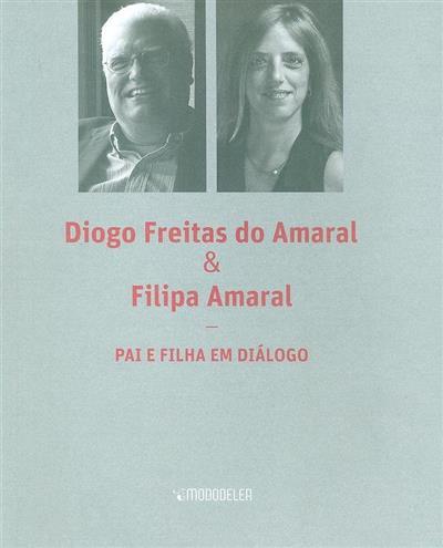Diogo Freitas do Amaral & Filipa Amaral