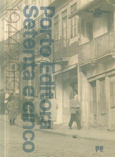 Porto Editora setenta e cinco, 1944-2019 (colab. Germano Silva, Pedro Olavo Simões)