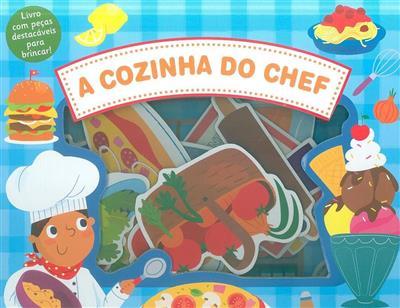 A cozinha do chef (Mara van der Meer, Penny Worms, Amy Oliver)