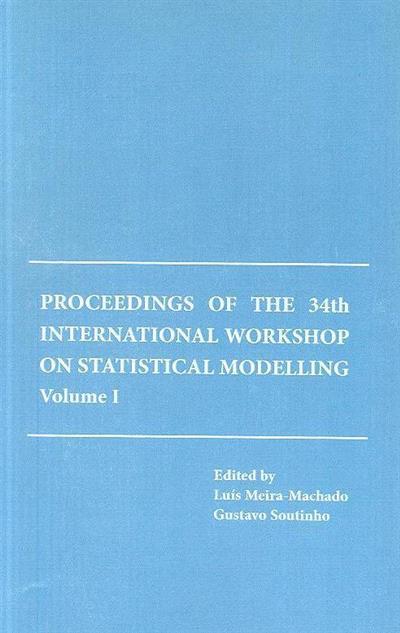 Proceedings of the 34th International Workshop on Statistical Modeling (ed. Luís Meira-Machado, Gustavo Soutinho)