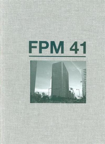 FPM 41 (coord. Patrícia Mendes Dias)