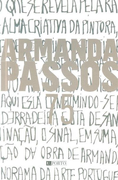 Armanda Passos (texto António de Sousa Pereira)