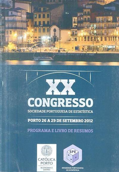 SPE 2012 (XXI Congresso da Sociedade Portuguesa de Estatística)