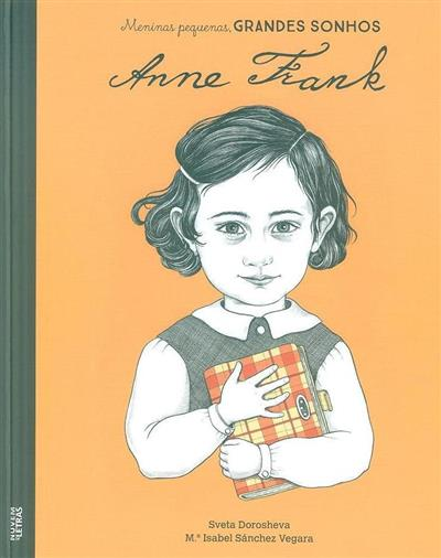 Anne Frank (M.ª Isabel Sánchez Vegara)