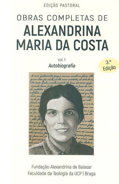 Alexandrina Maria da Costa (ed. Alexandre Freire  Duarte)