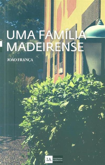 Uma família madeirense (João França)