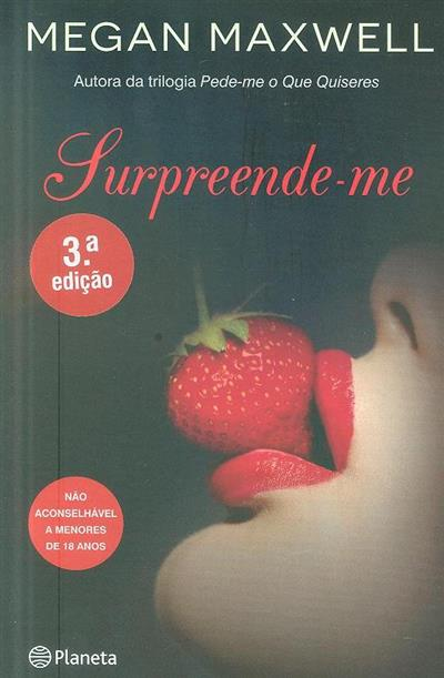 Surpreende-me (Megan Maxwell)