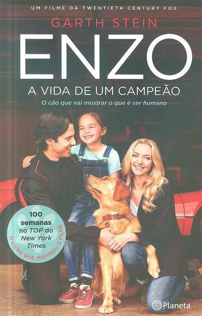 Enzo, a vida de um campeão (Garth Stein)