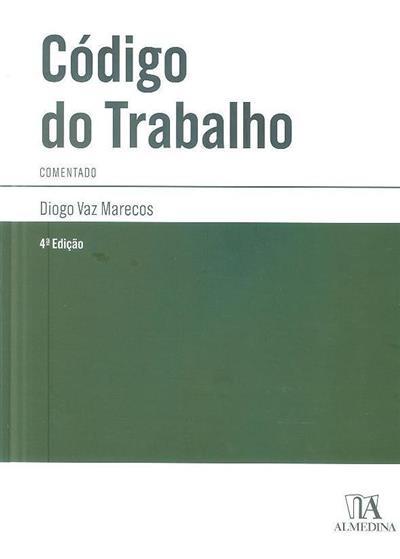 Código do trabalho comentado (Diogo Vaz Marecos)