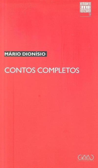 Contos completos (Mário Dionísio)