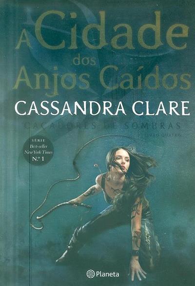 A cidade dos anjos caídos (Cassandra Clare)