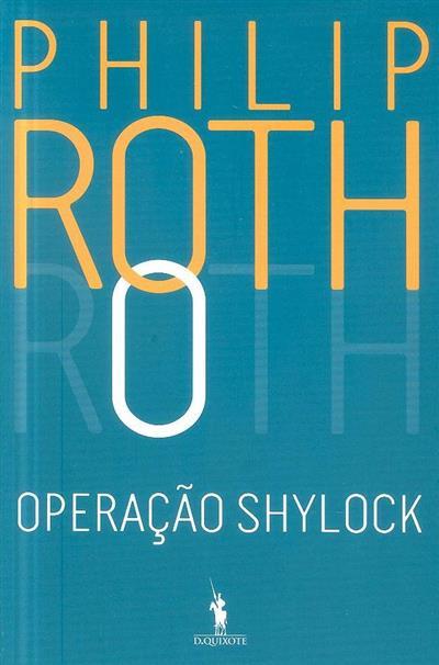 Operação Shylock (Philip Roth)