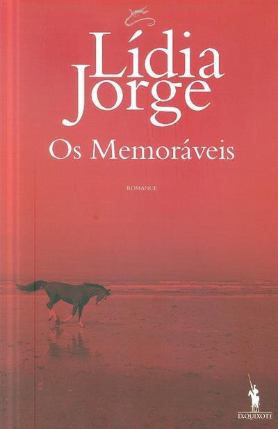 Os memoráveis (Lídia Jorge)