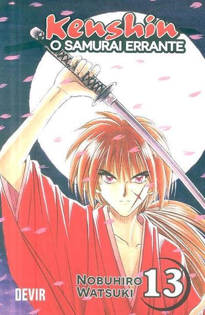 O samurai errante (Nobuhiro Watsuki)