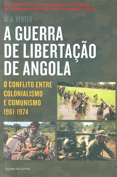 A guerra de libertação de Angola (Al J. Venter)