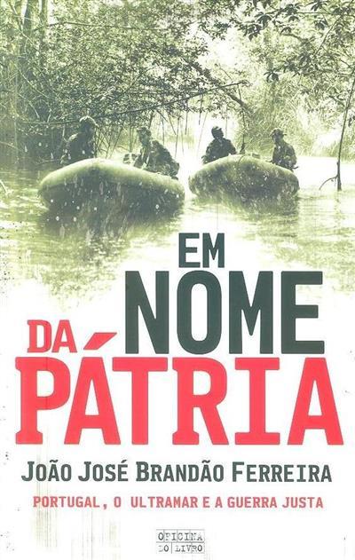 Em nome da pátria (João José Brandão Ferreira)
