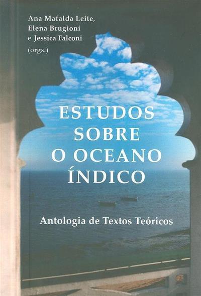 Estudos sobre o Oceano Índico (org. Ana Mafalda Leite, Elena Brugioni, Jessica Falconi)