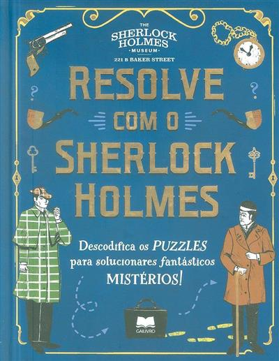 Resolve com o Sherlock Holmes (Gareth Moore)