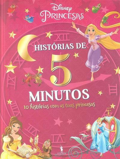 Histórias de 5 minutos (trad. Marta Nazaré)