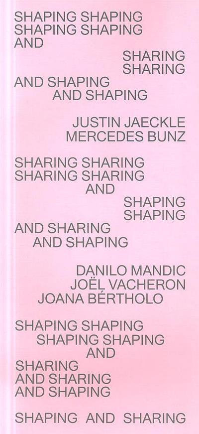 Shaping and sharing (Bienal de Arte Contemporânea da Maia'19)