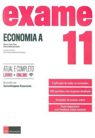 Exame 11 (Maria João Pais, Maria Manuela Góis)