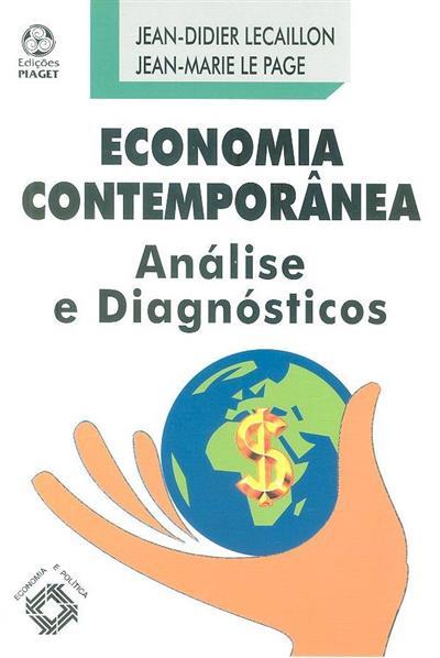 Economia contemporânea (Jean-Didier Lecaillon, Jean-Marie Le Page)