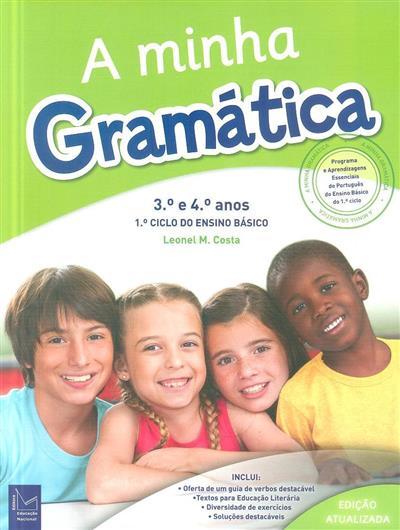 A minha gramática (Leonel M. Costa)