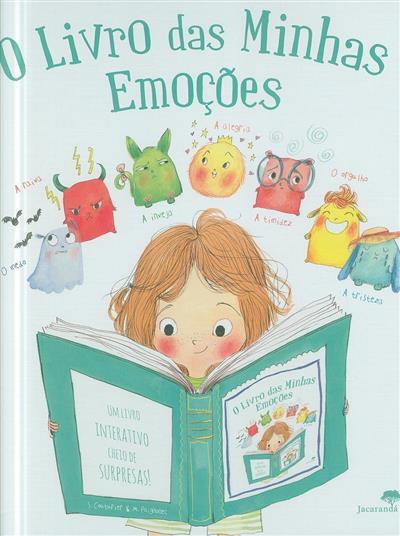 O livro das minhas emoções (Stéphanie Couturier)