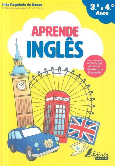 Aprende inglês (Inês Regalado de Sousa)