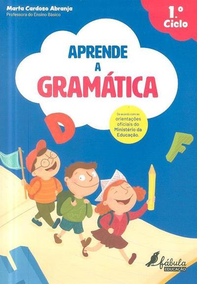 Aprende a gramática (Marta Cardoso Abranja)