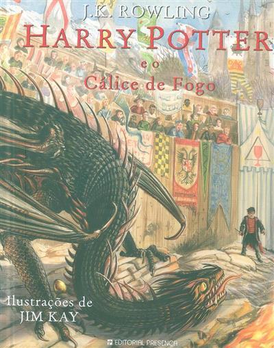 Harry Potter e o cálice de fogo (J. K. Rowling)