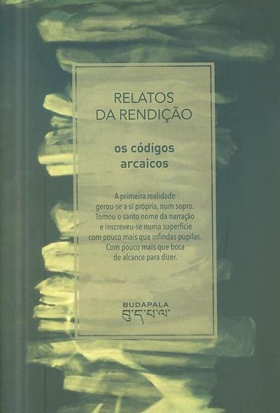 Os códigos arcaicos (Budapala)