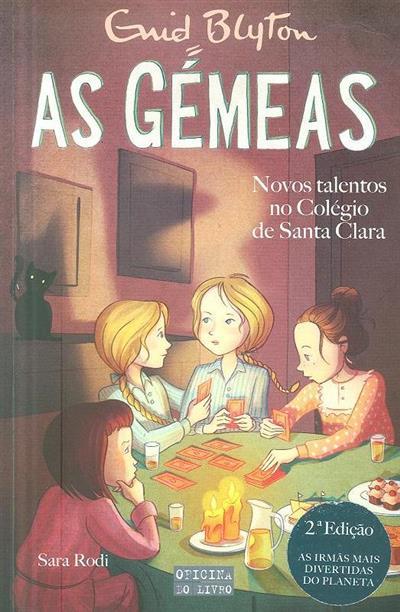 Novos talentos no colégio de Santa Clara (Sara Rodi)