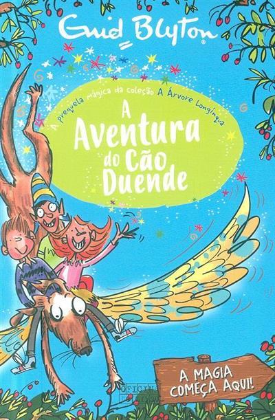 A aventura do cão duende (Enid Blyton)