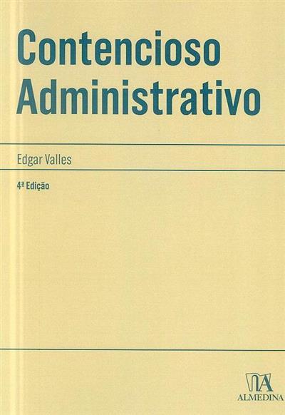 Contencioso administrativo (Edgar Valles ?)