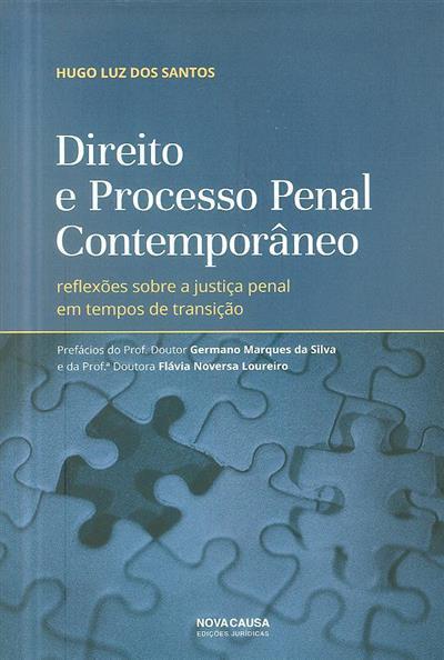 Direito e processo penal contemporâneo (Hugo Luz dos Santos)
