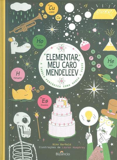 Elementar, meu caro Mendeleev (Mike Barfield)
