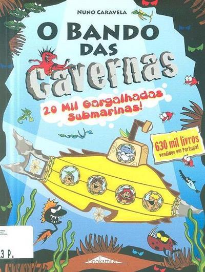20 mil gargalhadas submarinas! (Nuno Caravela)