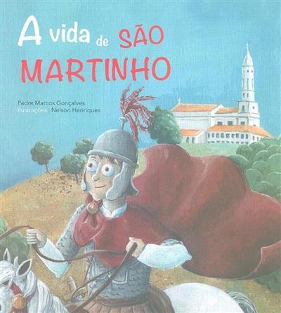 A vida de São Martinho (Marcos Gonçalves)