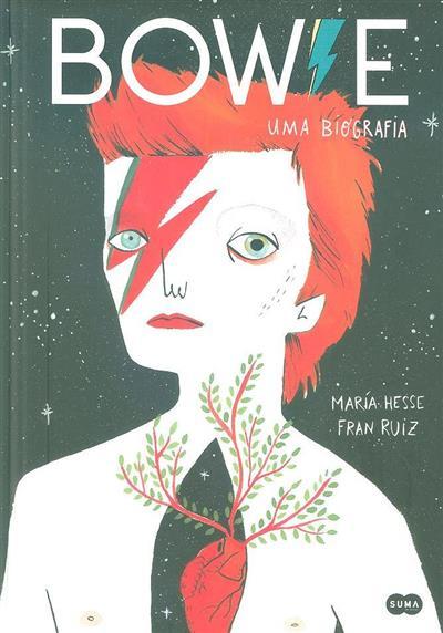 Bowie, uma biografia (María Hesse)