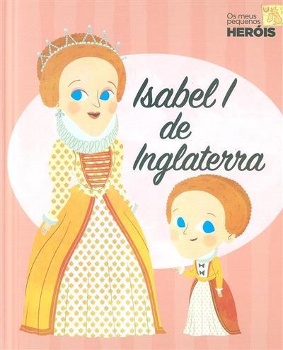 Isabel I de Inglaterra (Oriol Molas)