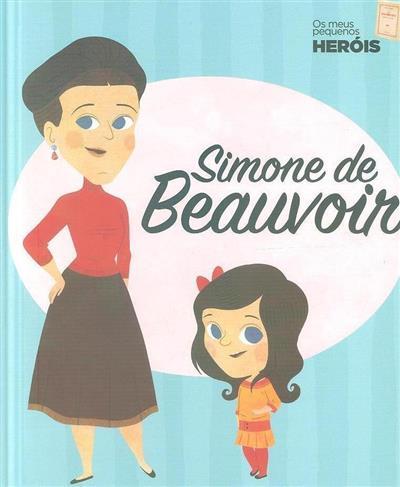 Simone de Beauvoir (Cristina Sánchez)