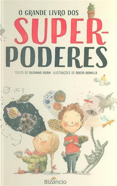 O grande livro dos super poderes (Susanna Isern)