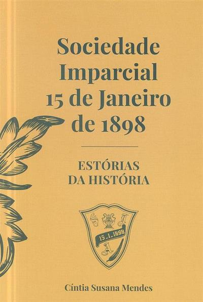 Sociedade imparcial 15 de janeiro de 1898 (Cíntia Susana Mendes)