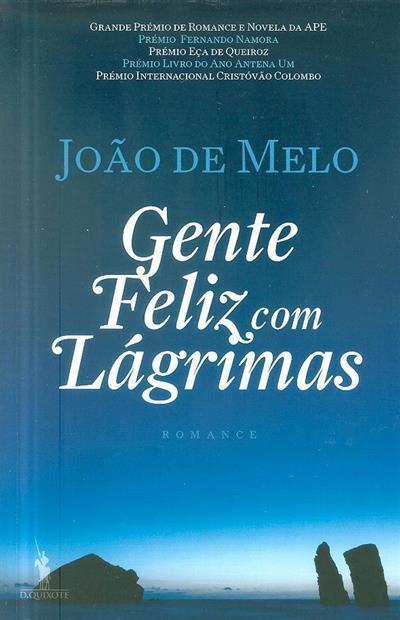 Gente feliz com lágrimas (João de Melo)
