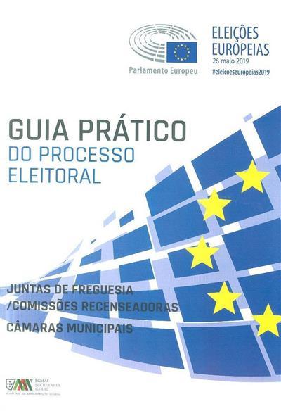 Guia prático do processo eleitoral (atualização, notas Ana Cristina Guerreiro, Sofia Teixeira)
